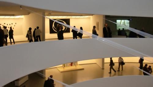 Guggenheim spiral.