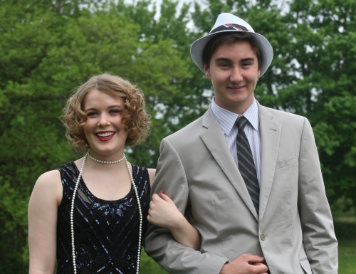 Addison and Jack Photo: A. Barley