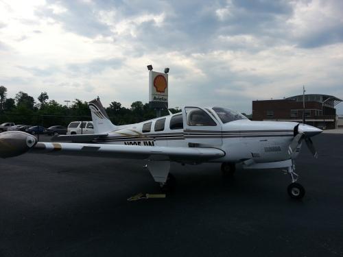 JW's plane at 8am.