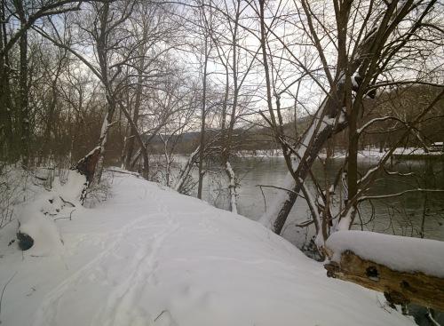 Snowy Shenandoah