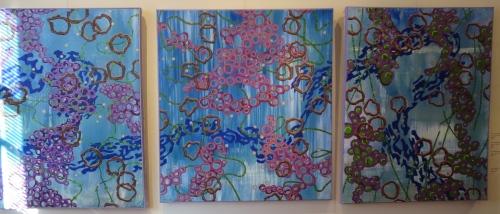 Triptych by Winslow McCagg