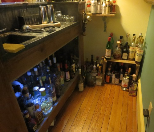 Plenty of room for more liquor