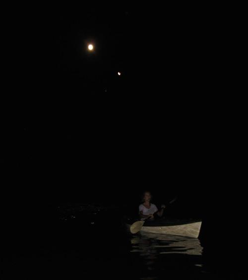 Night river runner