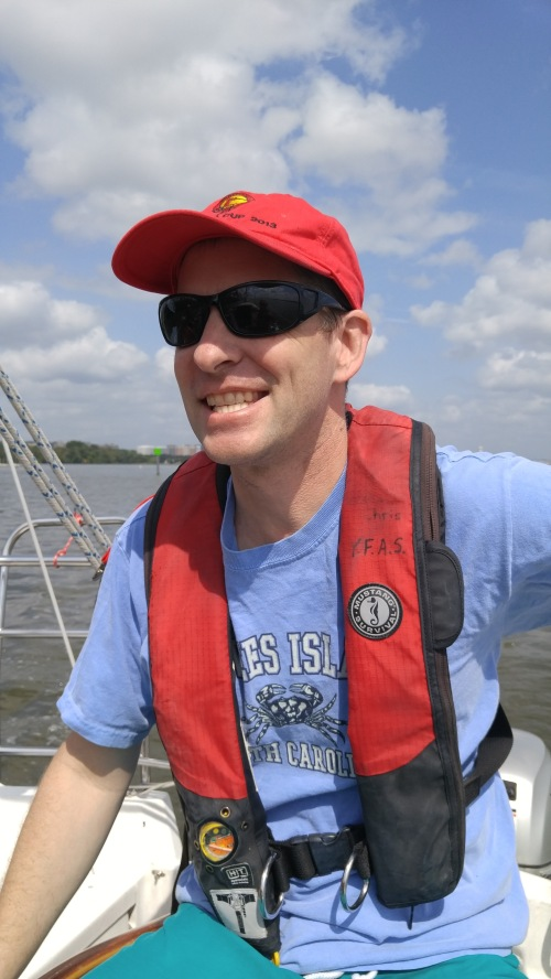 Commodore Chris: Our fearless captain
