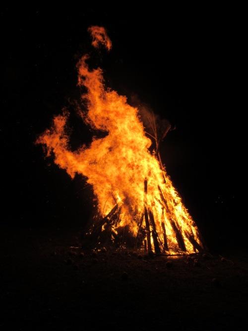 Fire too