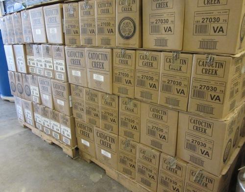 Shipment for Australia