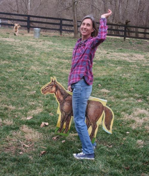 Red 'em Cowgirl