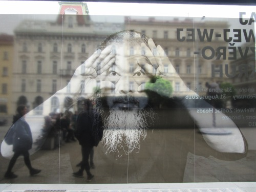 What's inside Ai Weiwei?