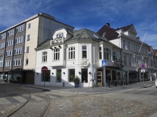 Breakfast in Bergen