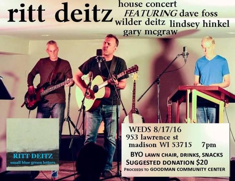 RD Trio Goodman house concert 17aug16