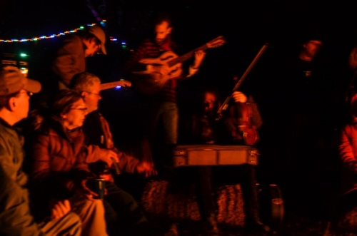Music at the solstice
